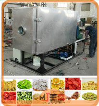 2016 industrial food fruit freeze dryer machine/vacuum freeze drying machine/food freeze drying machine