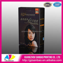 Special design Customized Clear Plastic Cosmetics Packaging Box Wholesale