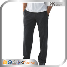 Latest training pants heather nylon mens training pants