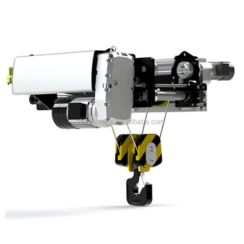 ND model low headroom electric hoist with trolley