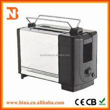 High-end and high quality industrial bread toaster