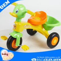 Wholesale New Children Kid's Tricycle Baby Ride On Toys Car