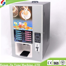 Easy operation CE approved vending coffee machine
