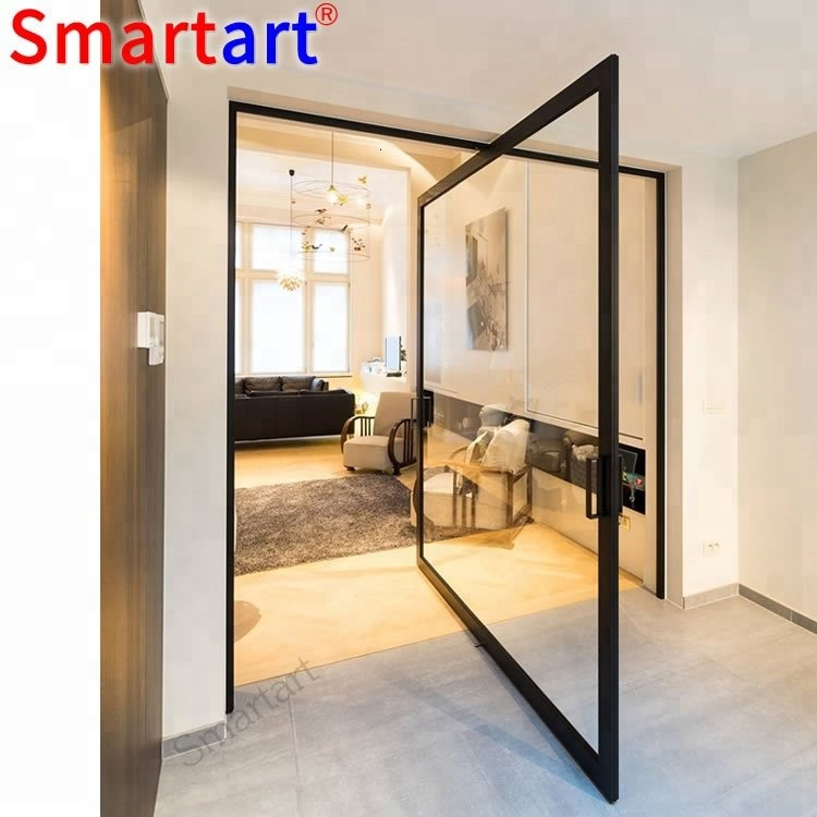 New coming Double Swing glass <strong>Door</strong> for house