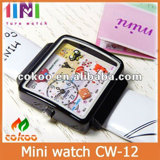 High Quntity Korea Mini Watch CW-12