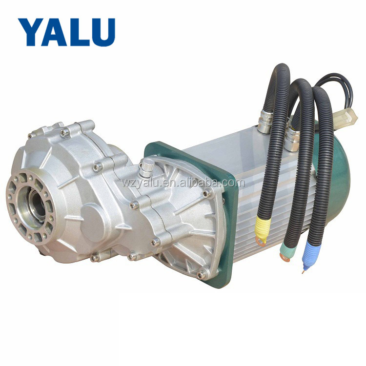 Cheaper best sell electric car BLDC 20kw dc motor