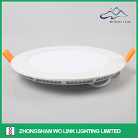 Residential recessed ceiling light