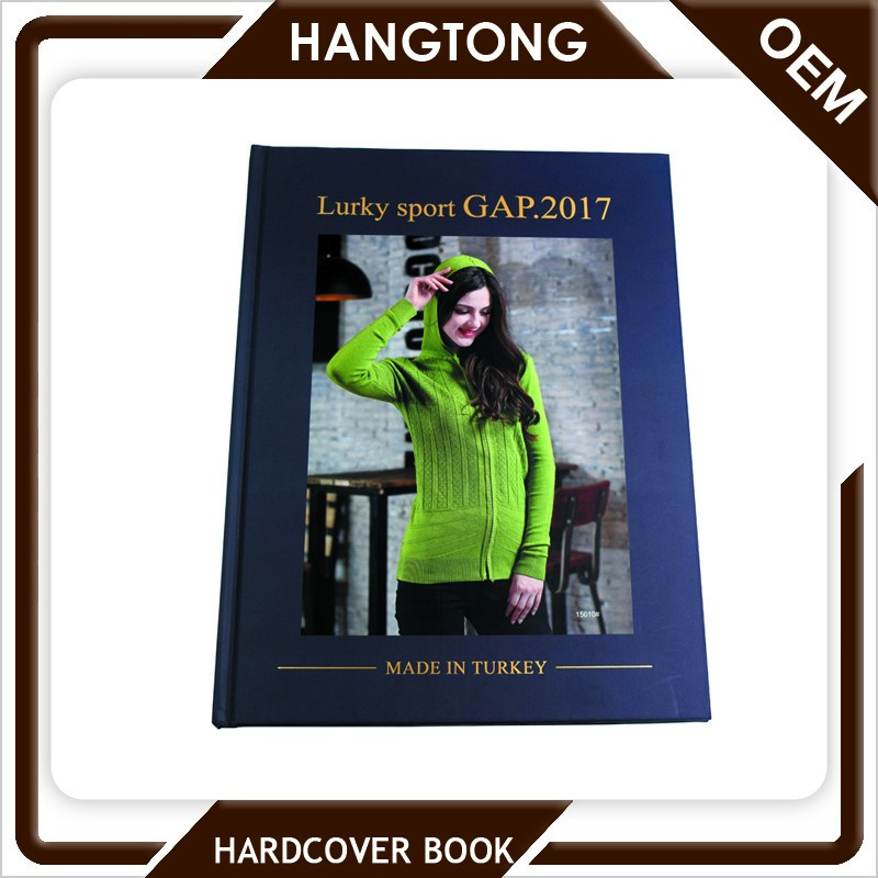 Top sale matte lamination art paper low price a4 custom hardcover book printing