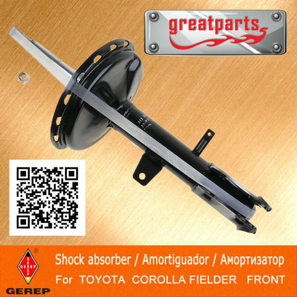 High quality front 4x4 shock absorber for COROLLA WAGON,oem A094344207 A094344208