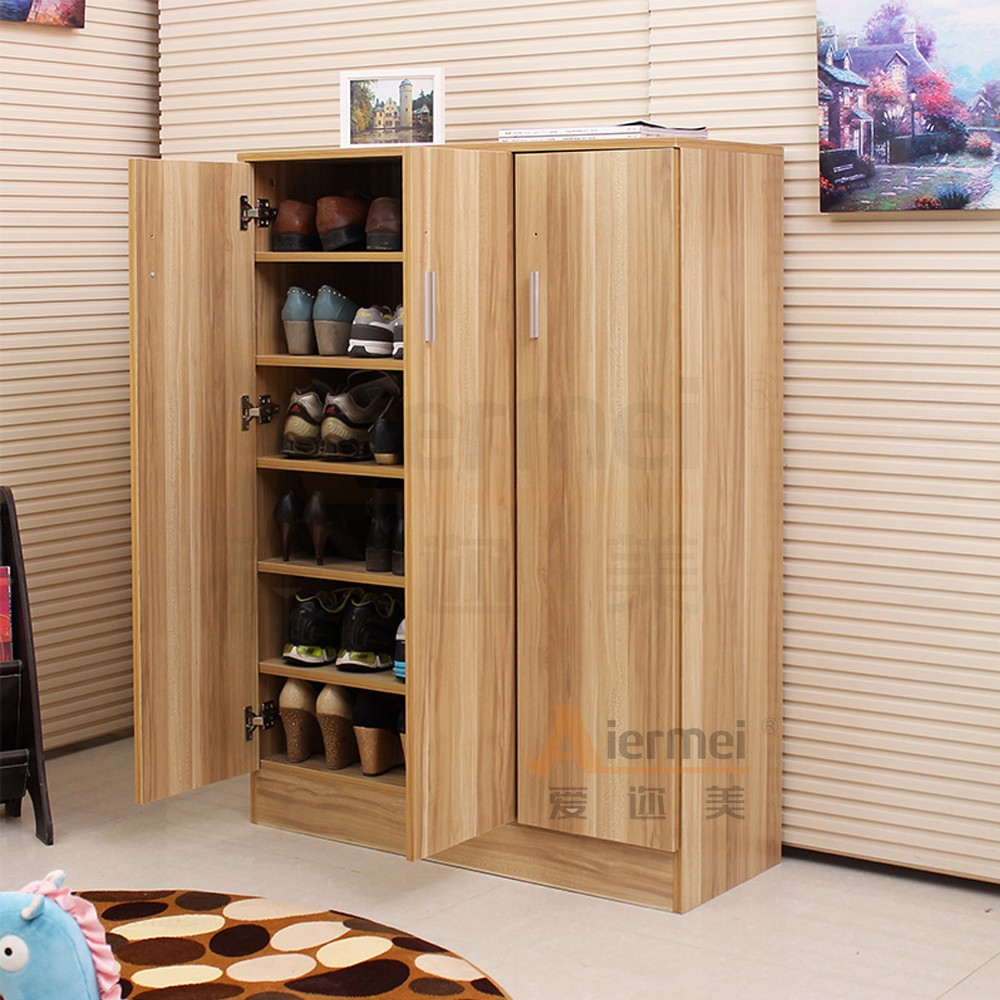 Home Furniture Solid Teak Wood Shoe Storage Cabinet Design Shoe Display Cabinet Buy Shoe