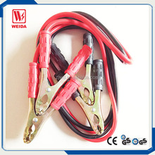 cold-proof PVC 100amp 2.5m car jumper cable/jump leads booster cable