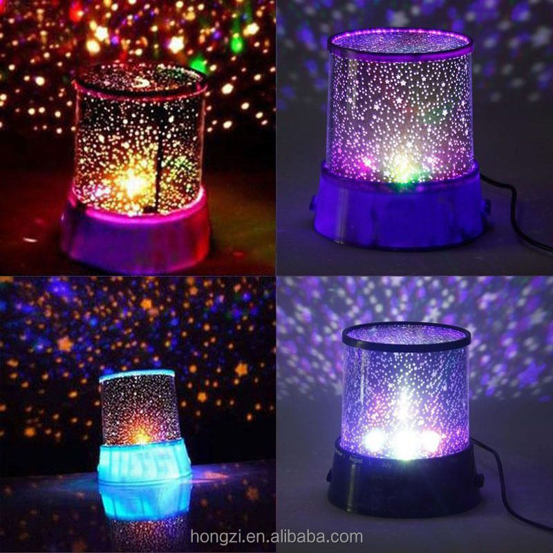 Amazing Star Sky Universal Night Light Baby Kid Chidren Sleep Dreamlike Projector Christmas Gift For Home Decor