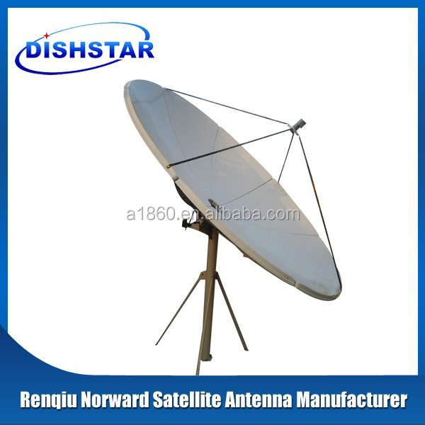 C band 300cm satellite dish antenna