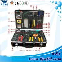 chinese WF558 26 tools fiber optic cable splice kits