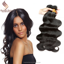 Human Hair Supplier Stock Price, Wholesale Brazilian Virgin Human Hair, Unprocessed Brazilian Body wave Hair Bundles