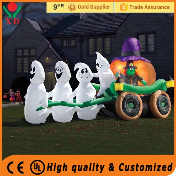 Most giant halloween inflatable cemetery arch cheap inflatable arch inflatable entrance arch