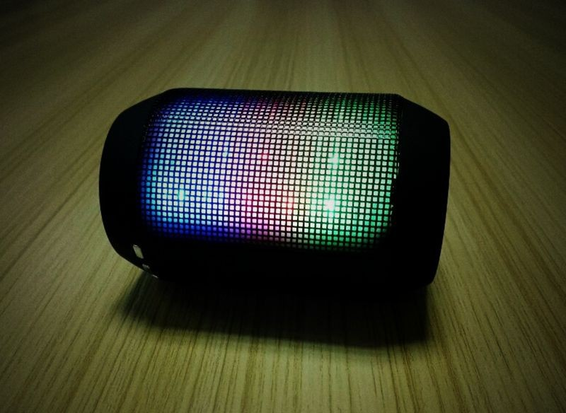 2015 new products portable wireless music mini bluetooth pa speaker