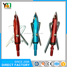 Factory classical aluminum hunting arrows