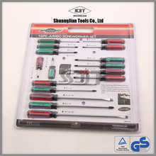 VDE TUV SJT Excellent Customized Precision laptop repair tool set