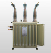 3 Phase Isolation Power Distribution Transformer 160kva 11kv 33kv Pole Mount With Low Price