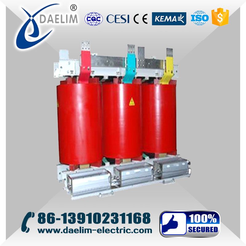 6kv 2000kva Non-Excitation-Tap-Changing Dry Type Transformer Price
