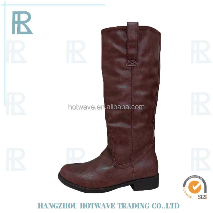 Hot Selling New Style Economical Custom Design Long Boots For Girls
