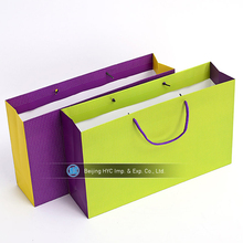 Unique Design handmade lovely papaer bag Small Paper Gift Bags