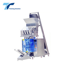 Automatic Vertical Form Fill and Seal Packing Machine for Chocolate Beans/Coco Beans
