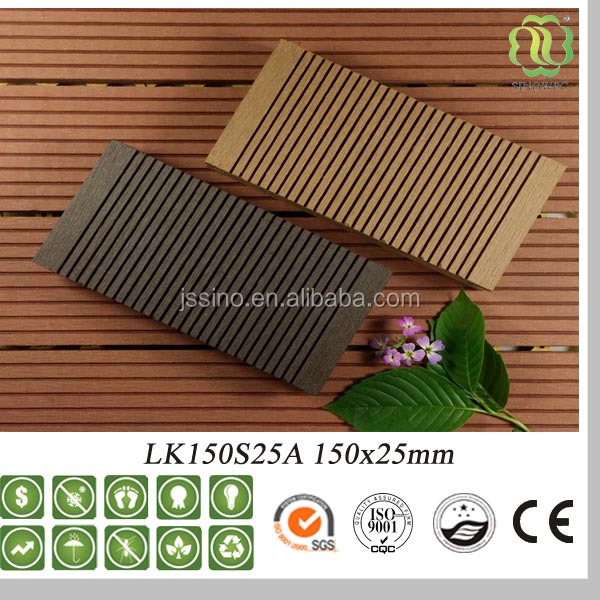 Wholesale outdoor wpc solid flooring online buy best for Cheap composite decking