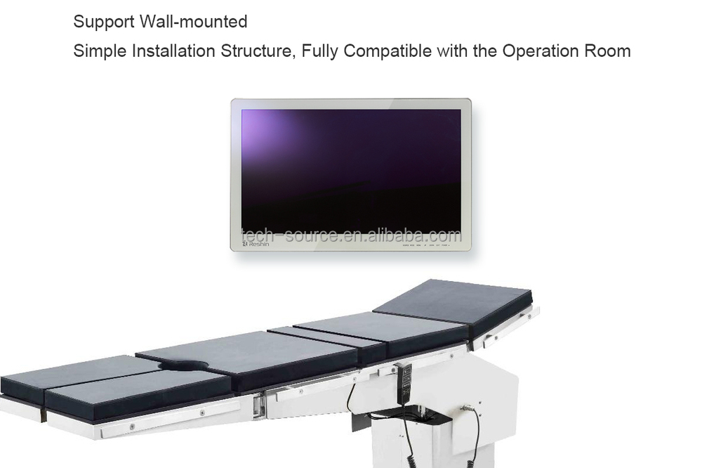 26'' fhd medical grade color ldc endoscopic display monitors for surgery