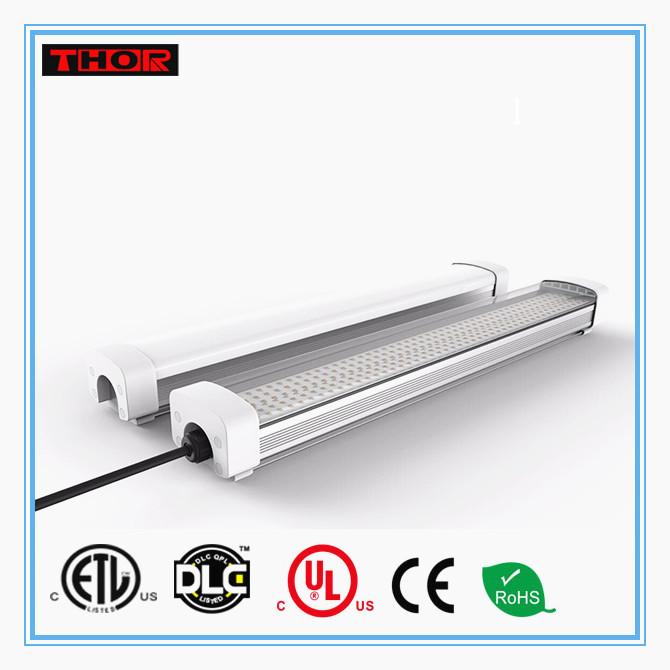 Microwave Sensor IP65 4ft 40W LED Waterproof led Batten Light