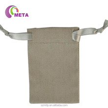 Top Quality Customize Logo Drawstring Cotton Flour Bags