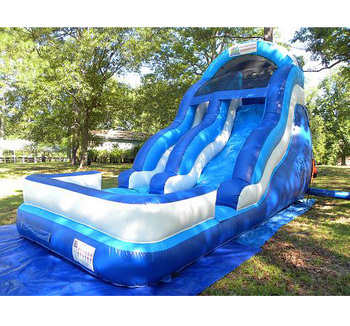 Plastic cheap outdoor summer slide with great price