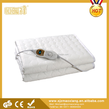Washable Polar Fleece electric heating blanket