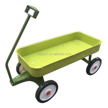 Four wheel garden wagon child cart