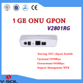 1GE GPON FTTH V-Solution routing GPON ONU/ONT