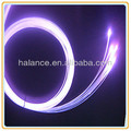 end glow starry sky lighting pmma plastic fiber optic cable
