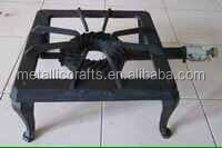 2016 cast iron single-head direct sale gas burner with ISO certification