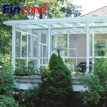 Modern new coming sunrooms glass houses for pool