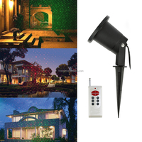 Elf Light Laser Show House Projector for Christmas Decoration