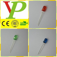 Wholesale high quality 5mm led rgb diffus