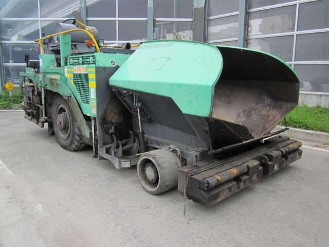 Used Wheeled Asphalt Paver Sumitomo HA60W - 5 <SOLD OUT>