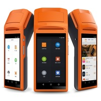 2017 Latest Android Handheld Pda With