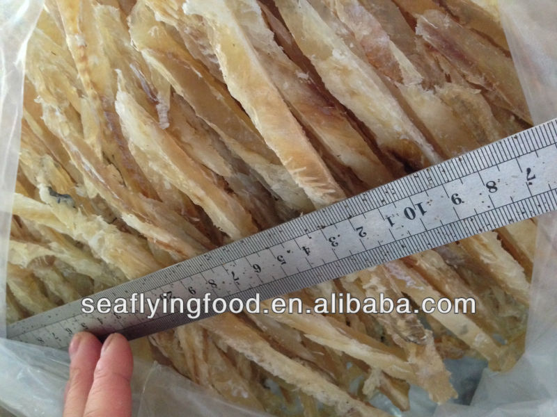 Chinese dried fish snack , russia taste