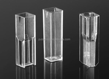 Disposable cuvette cup