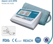 CE Approved Fully Automatic Upper Arm Style Sphygmomanometer for Medical
