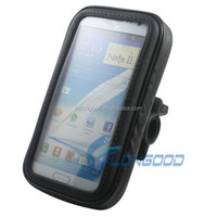 Universal Waterproof Bicycle Mobile Phone Holder Bag Bike Mount Stand Cellphone Case For Samsung