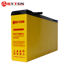 RYTON power 12v 145ah ups dry charged battery for solar panel systems home with T terminal