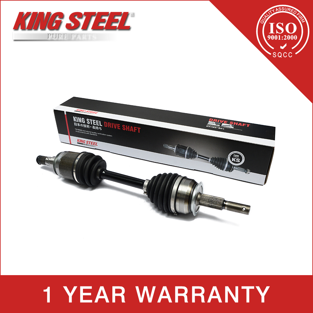 Front drive shaft & cv axle for navara 39100-EB70A