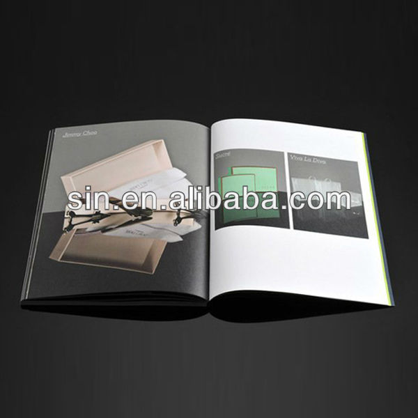 Catalogue/ Book manual /Leaflet printing